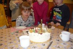 5 urodziny  Gabrysi