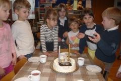 6 urodziny Gabrysi