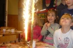 6 urodziny marysi