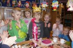 7 urodziny Marysi